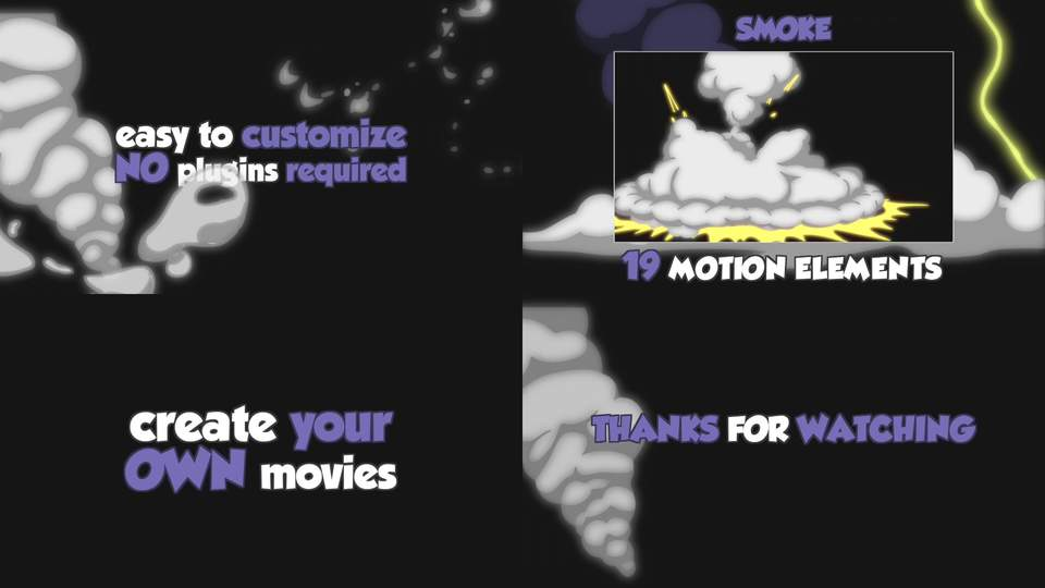 How To Make Cartoon Smoke In After Effects | secondtofirst com