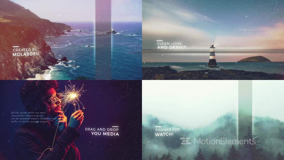30 Best After Effects Transition Templates | MotionElements