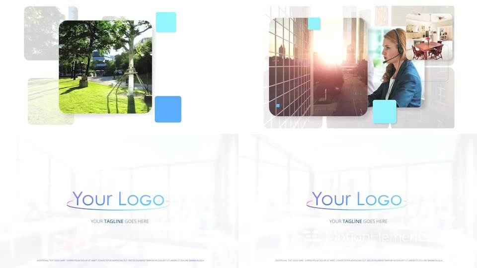 Creative Display Intro – Apple Motion And Final Cut Pro X Template Apple  Motion templates