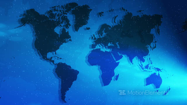 Night global map scroll loop stock animation 6142279 gumiabroncs Gallery
