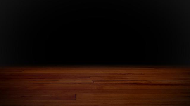 Basketball On Wood Floor Stock Animation 728398