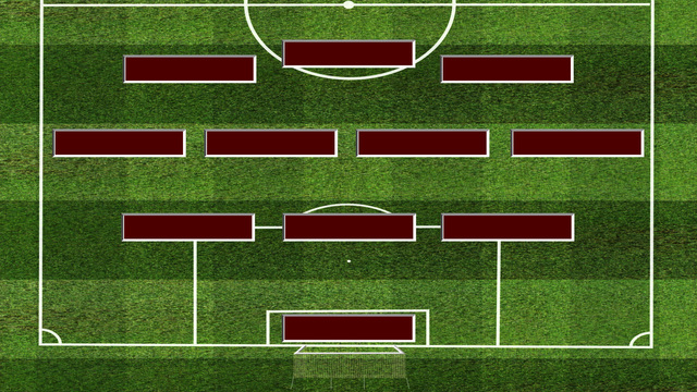 Soccer Lineup 343 Stock Animation | Royalty-Free Stock Animation ...