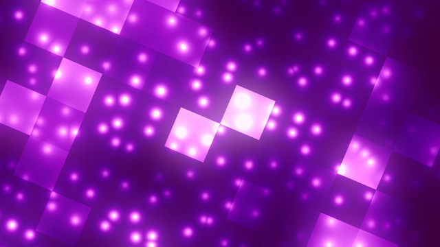 Dance Party Floor 1 Loopable Background Stock Animation
